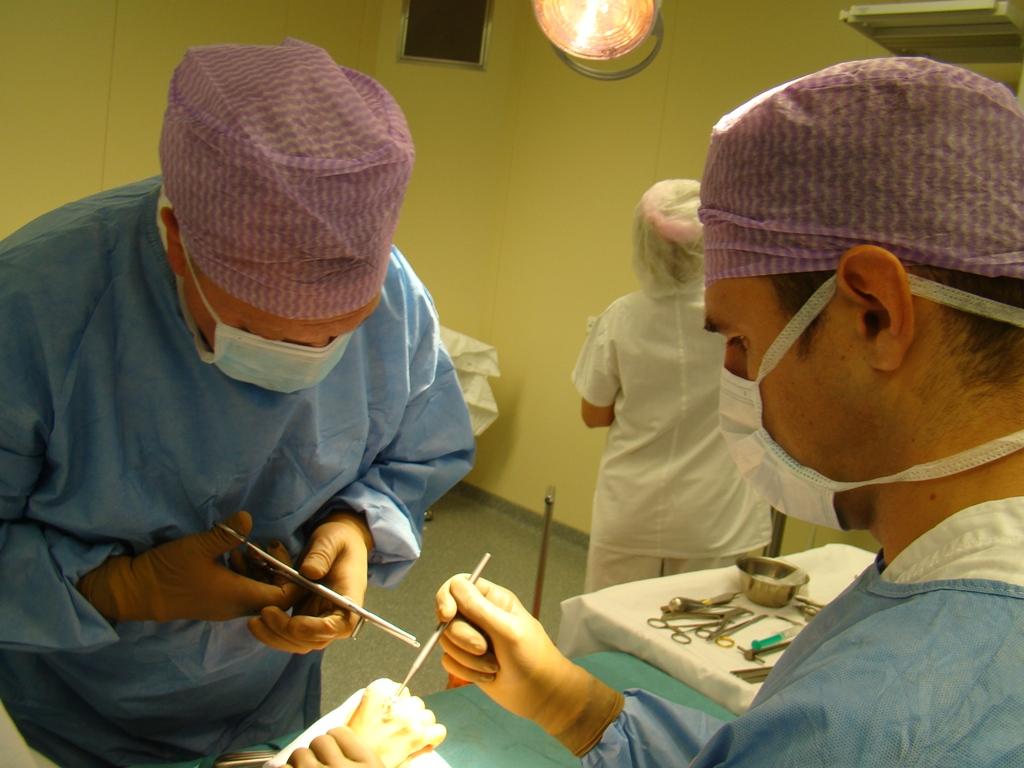 клиника патологии и травматологии суставов
