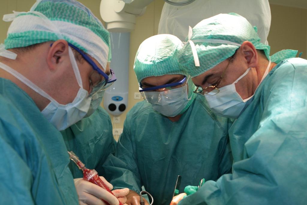эндопротезирование суставов институт им вредена